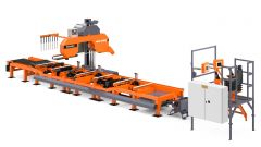 Промисловий стрічковопилковий верстат WM4000