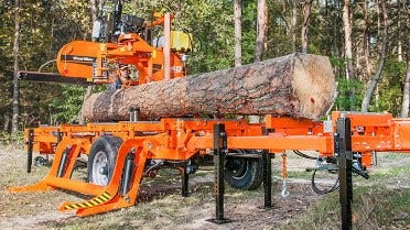 Watch this before buying a sawmill - SWEDISH HOMESTEAD