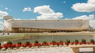 The Building of Noah's Ark