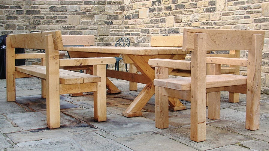 Project - garden furniture