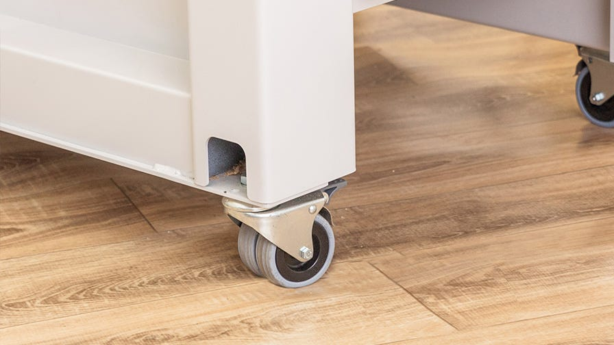Caster Wheels for Wood-Mizer MP260