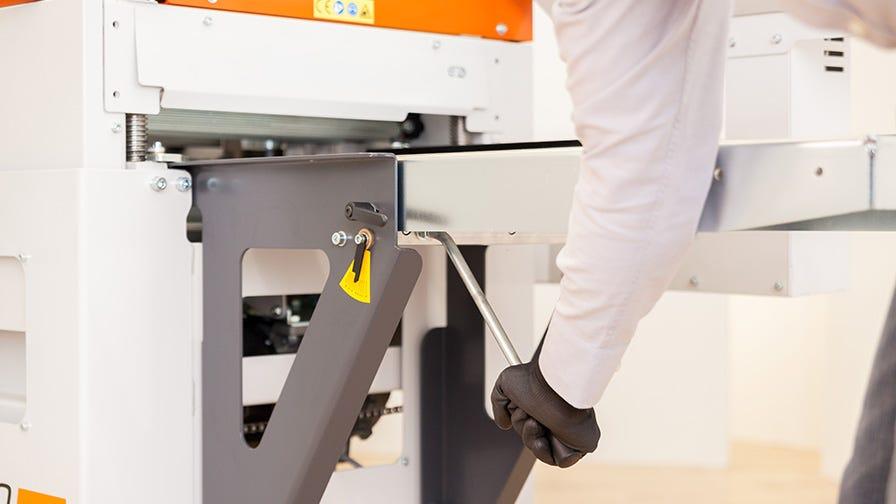 Cutting height Level Wood-Mizer MP360