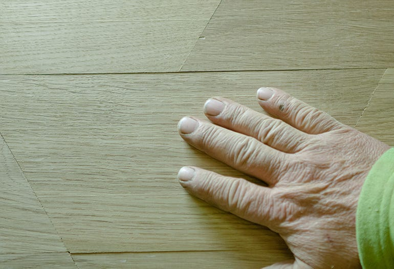 High quality custom wooden floors